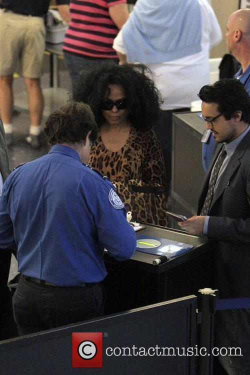 Diana Ross and The Departure 9