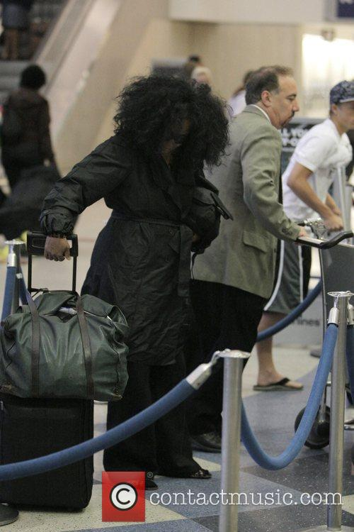 Diana Ross and The Departure 5