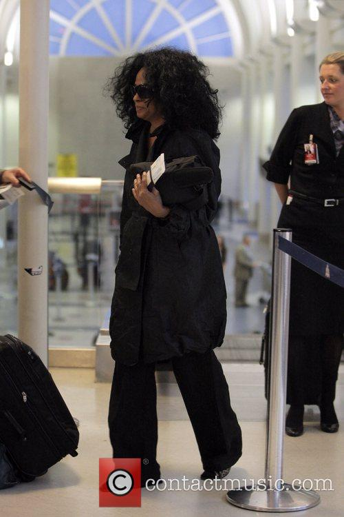 Diana Ross and The Departure 11