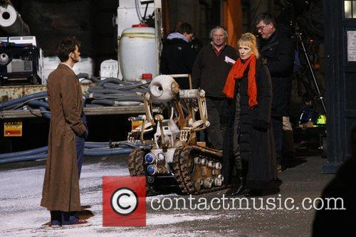 David Tennant and Doctor Who 3