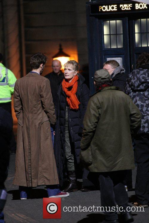 David Tennant and Doctor Who 6