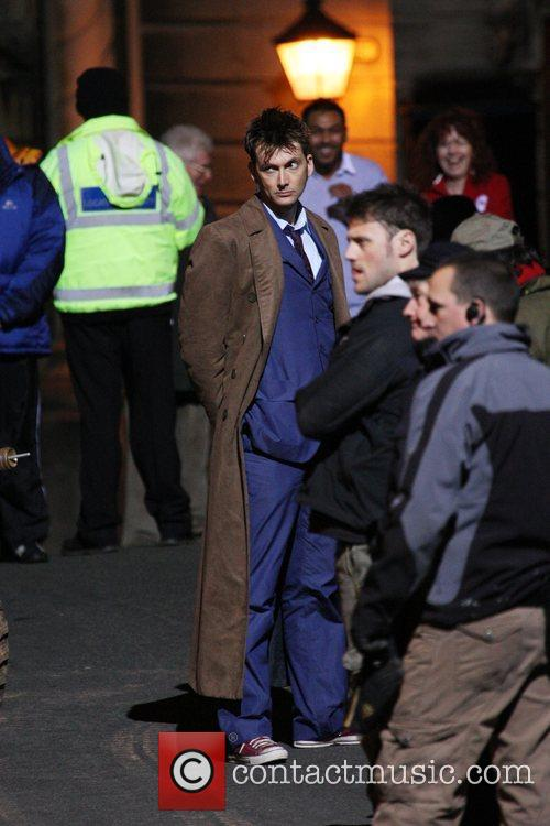 David Tennant and Doctor Who 11