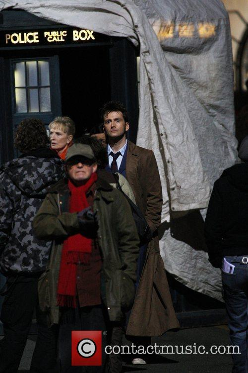 David Tennant and Doctor Who 9