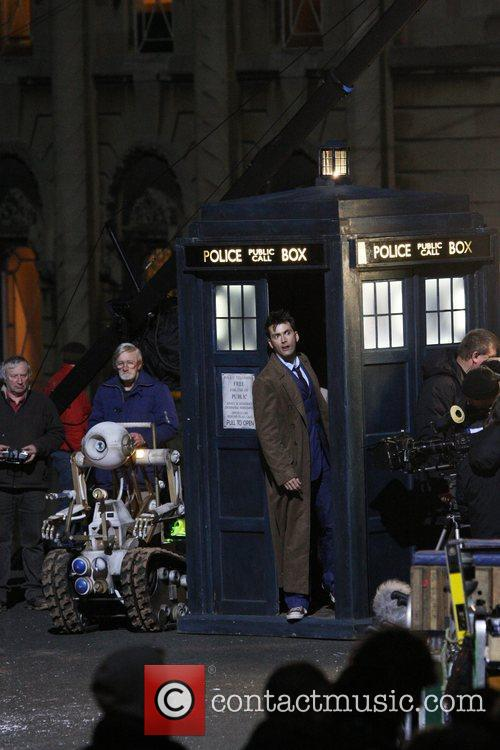 David Tennant and Doctor Who 10