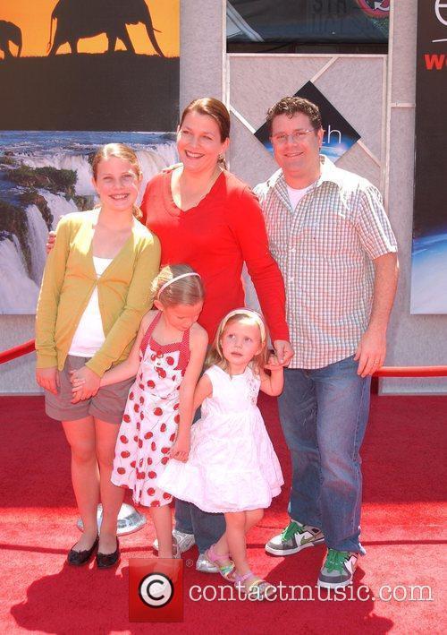 Sean Astin and Family
