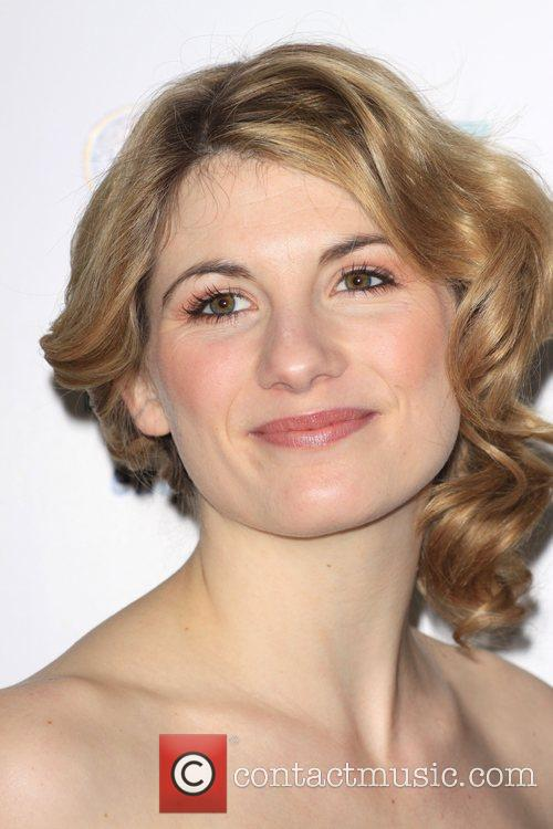Jodie Whittaker and Grosvenor House