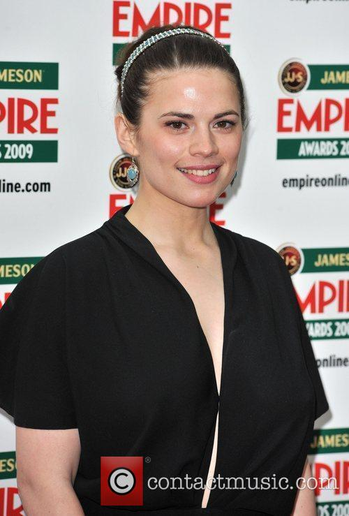 Hayley Atwell and Grosvenor House 1