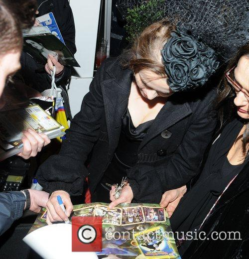 Helena Bonham Carter, Wallace And Gromit and Embassy Night Club 7