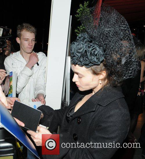 Helena Bonham Carter and Embassy Night Club 2
