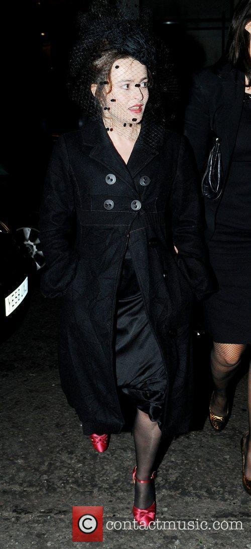 Helena Bonham Carter and Embassy Night Club 10