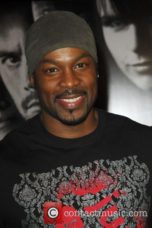Darrin Henson and Gibson Amphitheatre 2