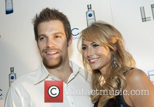 Stacy Keibler, Right and Geoff Stults 9