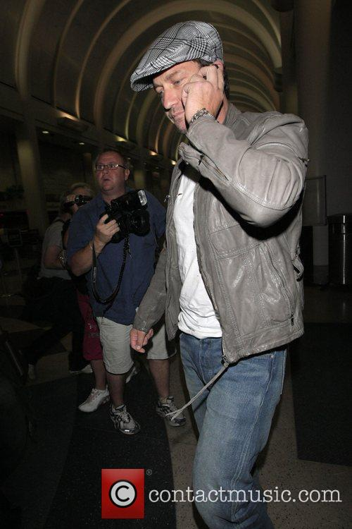 Gerard Butler and The Departure 5