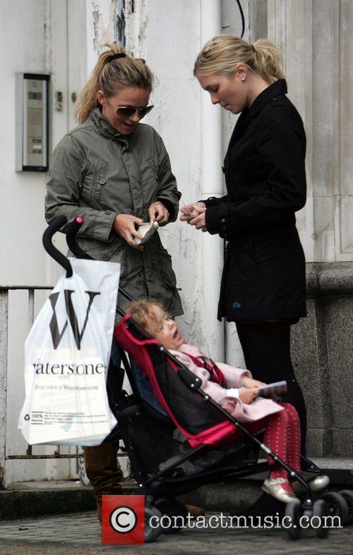 Geri Halliwell and Madonna 1