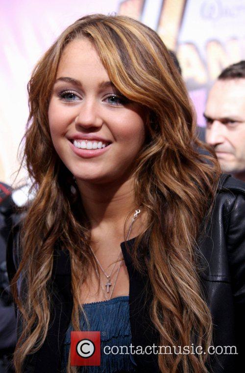 Miley Cyrus and Walt Disney