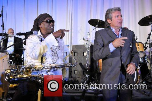 Clarence Clemons, Monkees and The Monkees 3