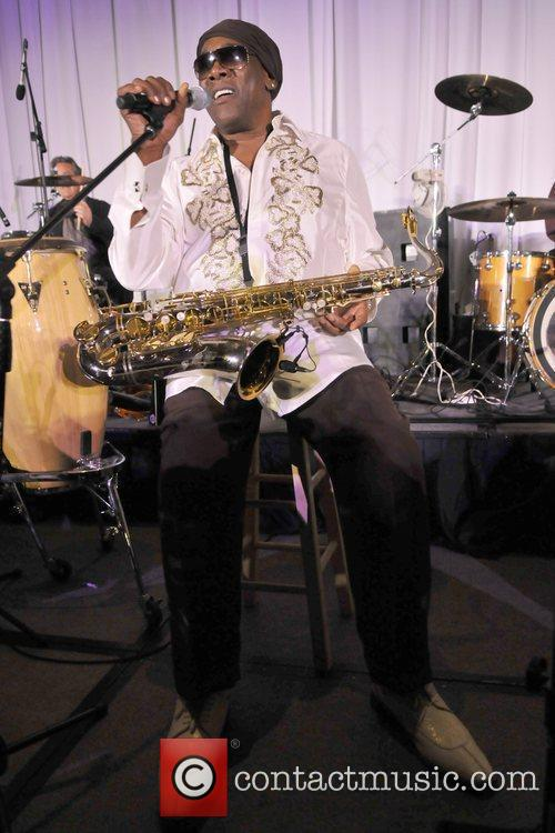 Clarence Clemons and Bruce Springsteen 7