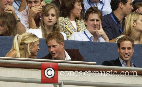 Prince Harry and Prince William 6