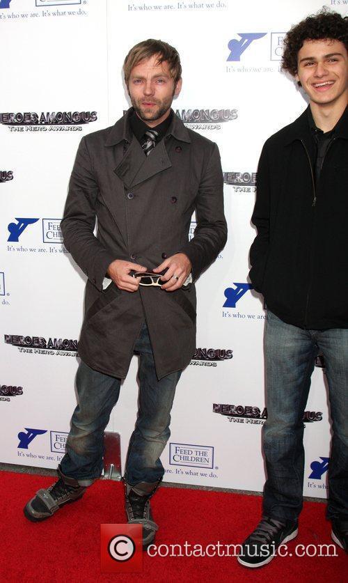 Esteban Powell and Brett Delbuono