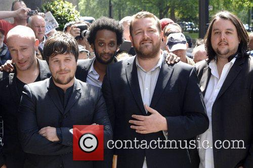Elbow and Ivor Novello Awards