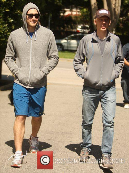 Jake Gyllenhaal and Mike White