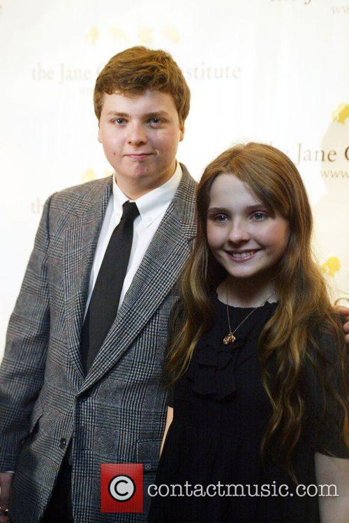 Spencer Breslin and Abigail Breslin 3