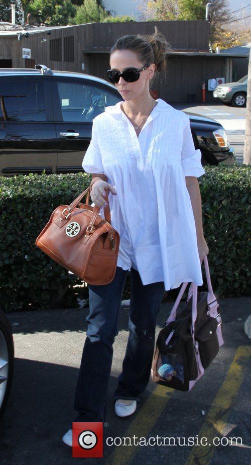 Jennifer Love Hewitt and Matrix