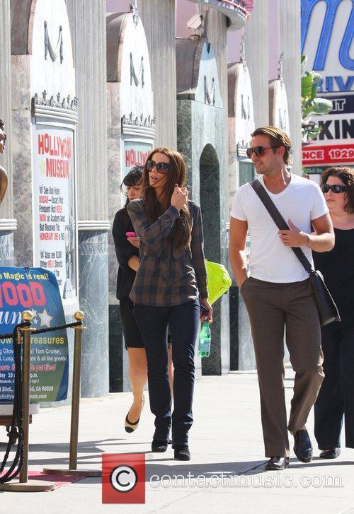 Kate Beckinsale and A Friend 5