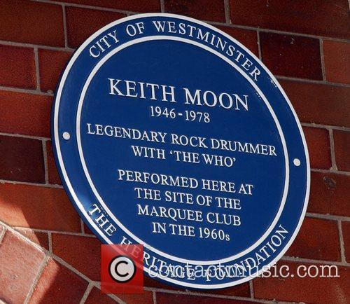Atmosphere, Keith Moon and The Who