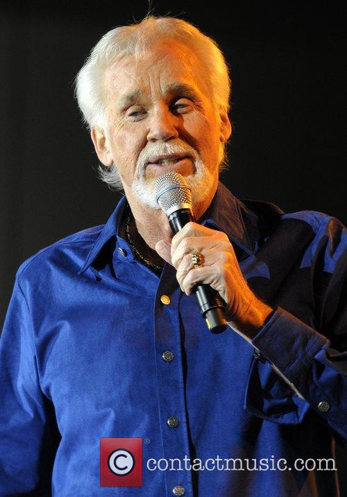 Kenny Rogers and Cardiff International Arena 1