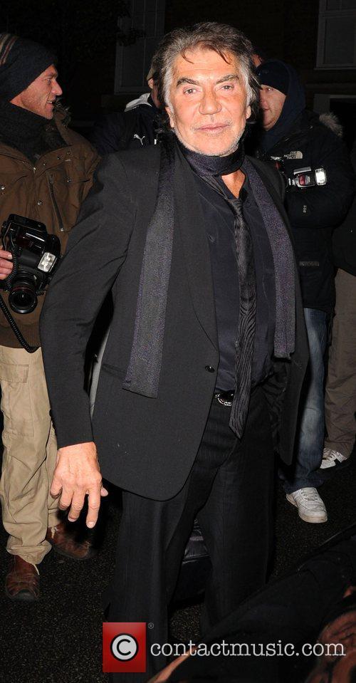 Roberto Cavalli and Kid Rock