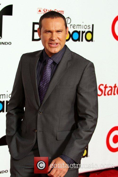 Alan Tacher and Billboard 1