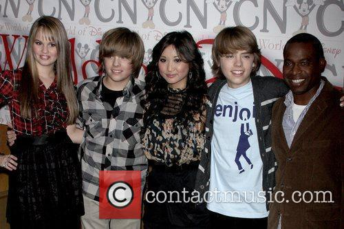 Debby Ryan, Brenda Song, Cole Sprouse, Disney and Dylan Sprouse 5