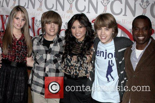 Debby Ryan, Brenda Song, Cole Sprouse, Disney and Dylan Sprouse 3