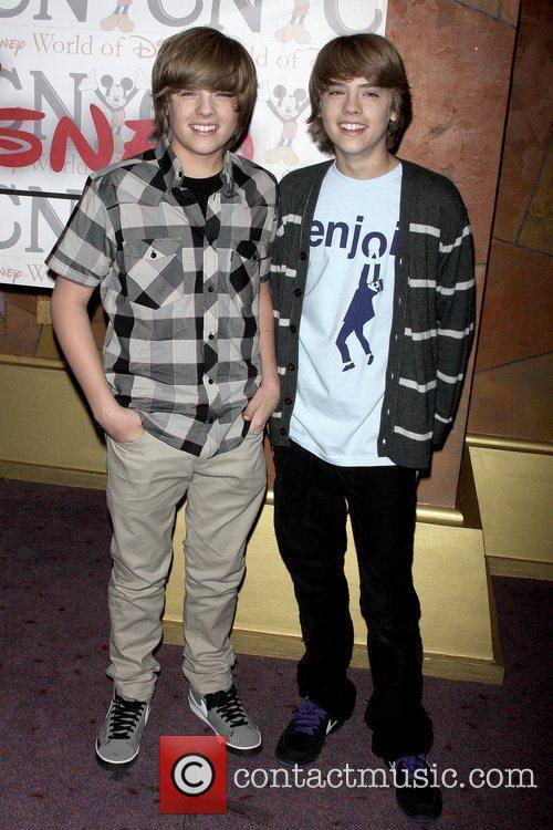 Dylan Sprouse and Disney 4