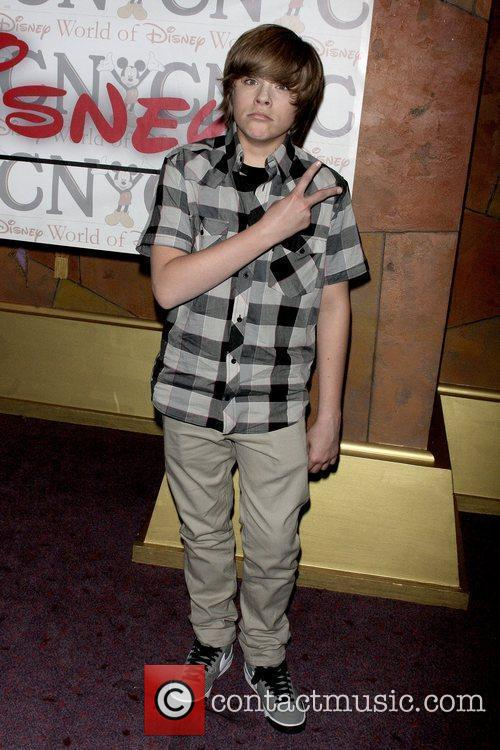 Dylan Sprouse and Disney 7