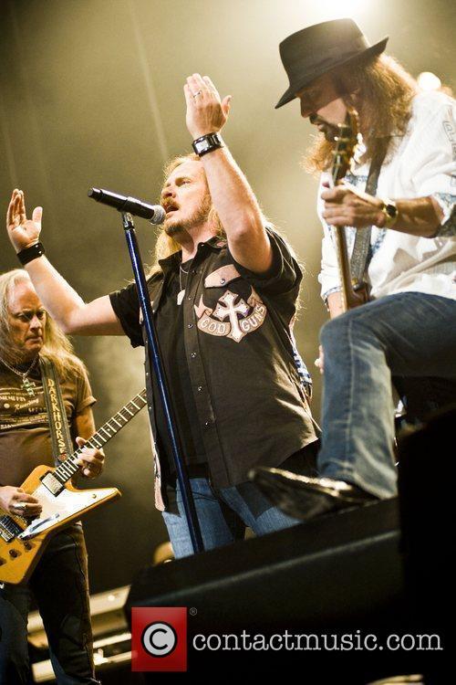 Lynyrd Skynyrd and Van Zant