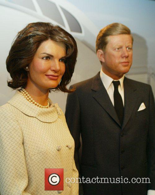 Jackie Kennedy and John F Kennedy 1