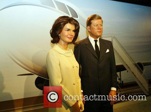 Jackie Kennedy and John F Kennedy 2