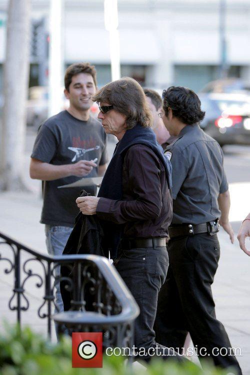 Mick Jagger and Las Vegas