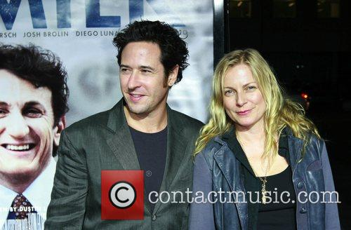 Rob Morrow and Debbon Ayer