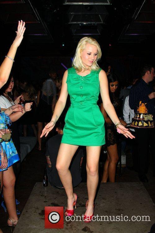 Molly Shea, Las Vegas and Tabu Ultra Lounge 1