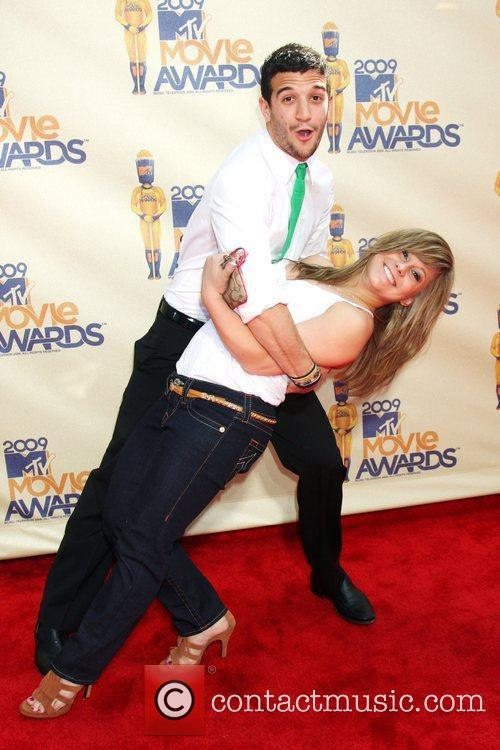 Shawn Johnson, Mark Ballas and Mtv