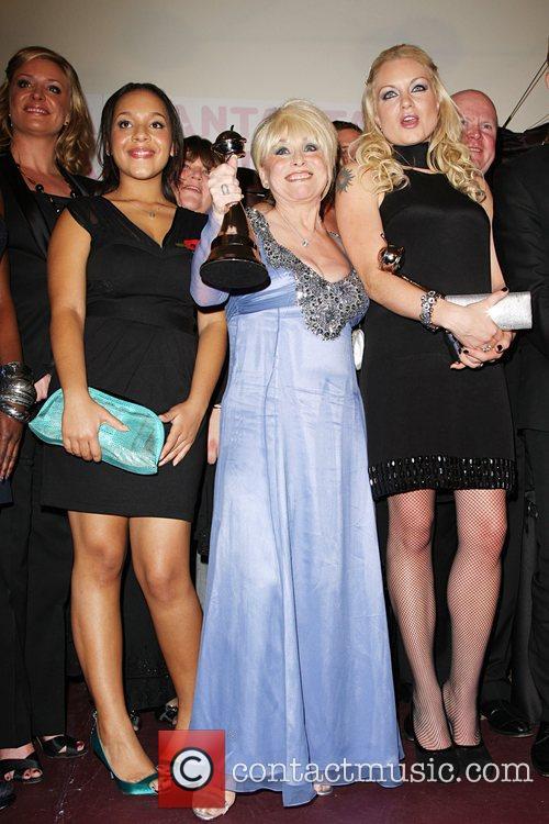 Barbara Windsor, Steve Mcfadden and Rita Simmons