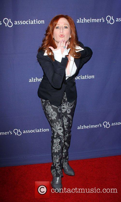 Vicki Lewis and Beverly Hilton Hotel