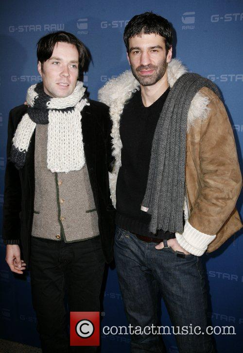 Rufus Wainwright and Boyfriend Jorn