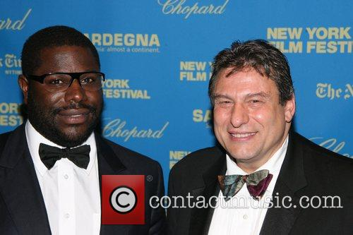 Steve Mcqueen and Richard Pena