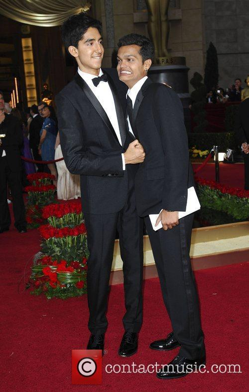 Dev Patel, Madhur Mittal and Academy Of Motion Pictures And Sciences