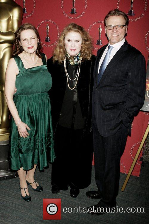Lisa Eichhorn, Celia Weston, David Rasche, Academy Of Motion Pictures And Sciences and Academy Awards 1
