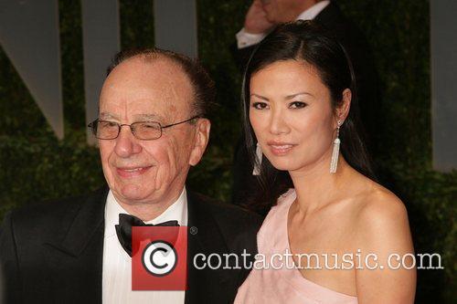 Rupert Murdoch and Vanity Fair